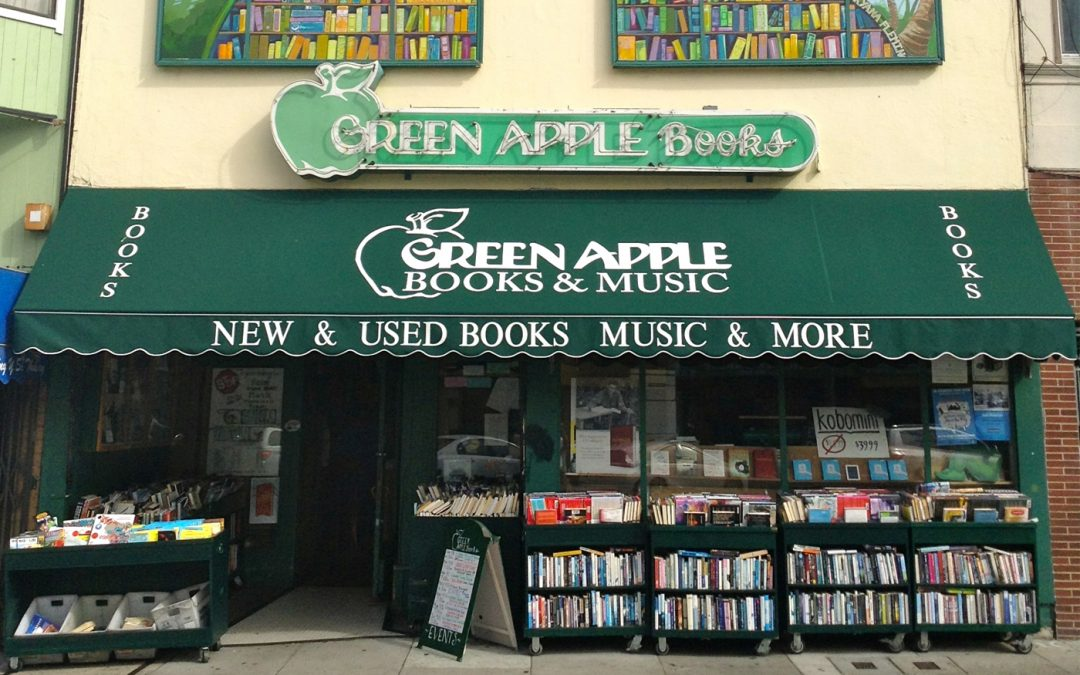 INTERVIEW WITH GREEN APPLE BOOKS