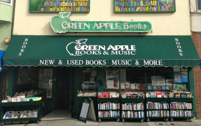 Interview to Green Apple Books
