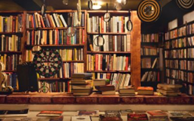 Interview to The Last Bookstore